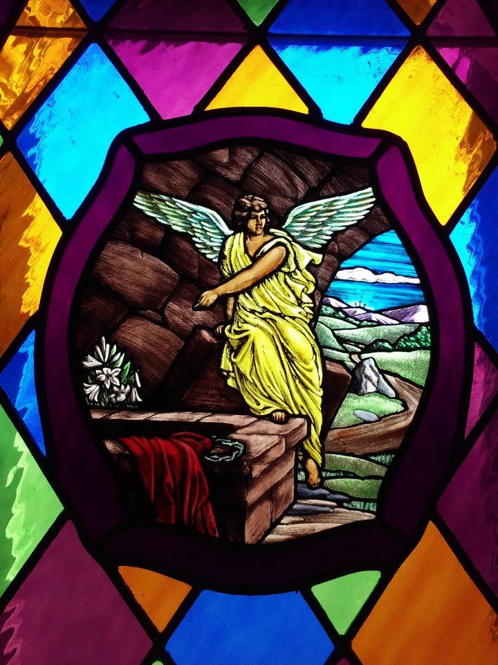 Stained Glass – Jesus' Resurrection